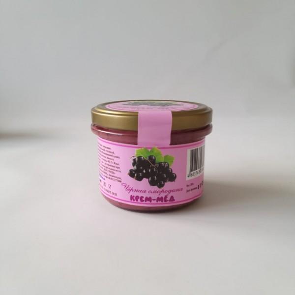 Крем-мёд «Чёрная смородина�...