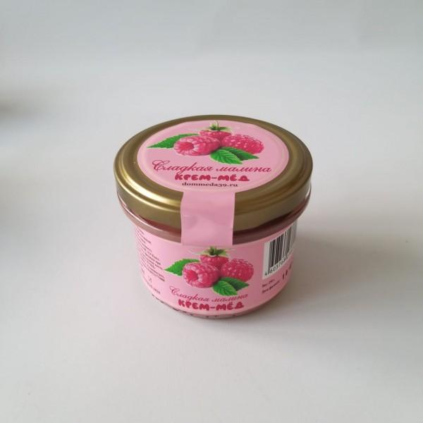 Крем-мёд «Сладкая малина»